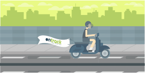 Scooty for rent in Bangalore