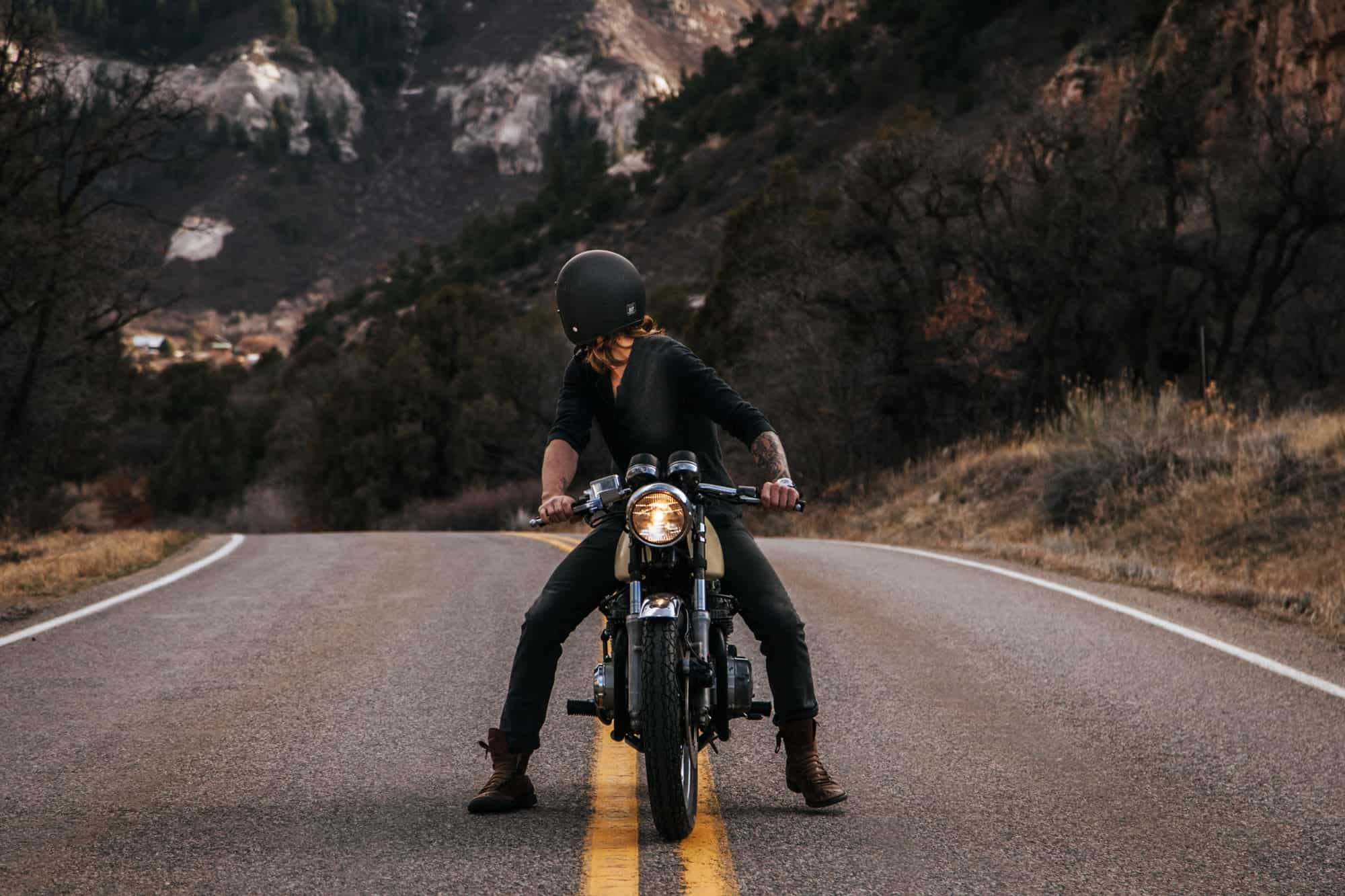 Leadership lessons learnt from riding a motorcycle