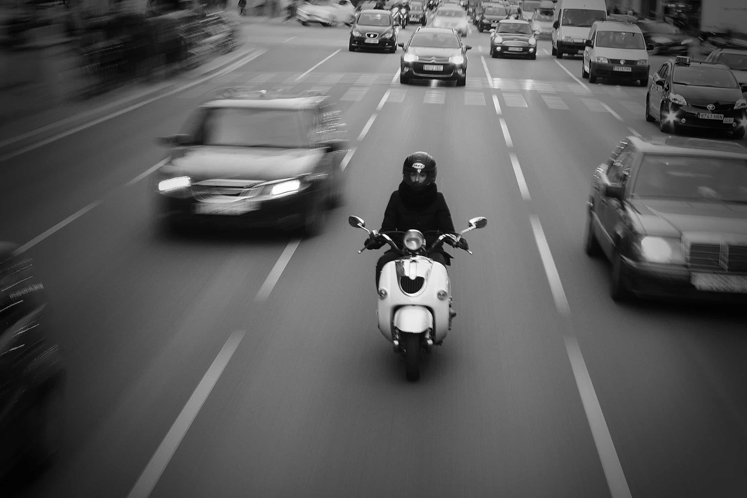 action-asphalt-black-and-white