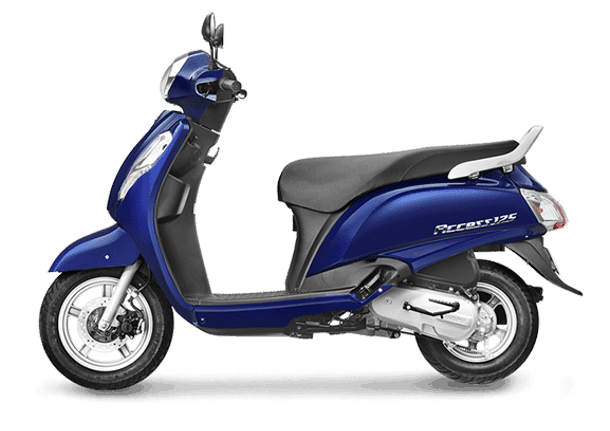 Rent Suzuki Access 125