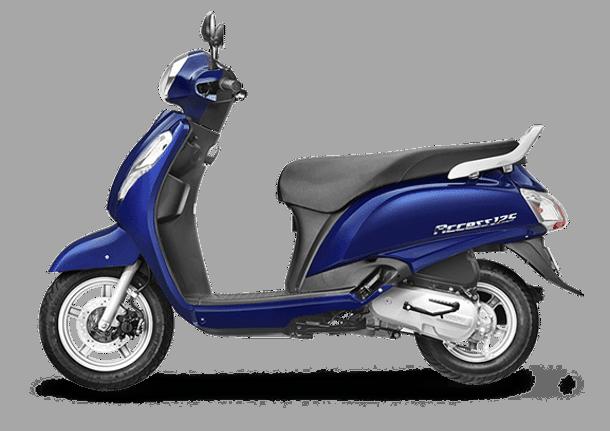 Rent Suzuki Access 125
